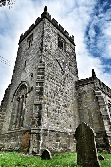 Crayke Church