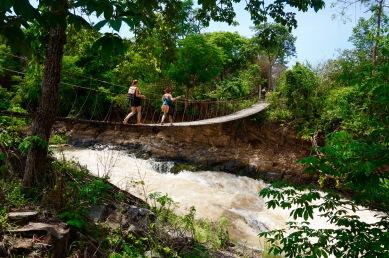 Khone Pa Soy Bridge